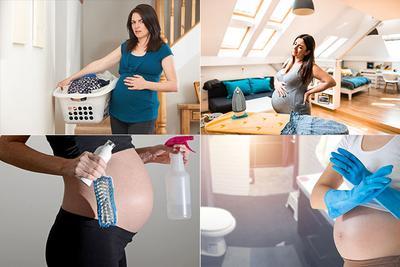 Ibu Hamil, Waspadai Pekerjaan Rumah Tangga Ini Agar Janinmu Tetap Sehat