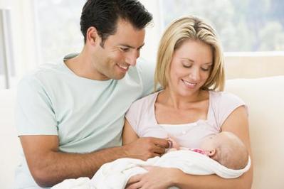 Bagaimana Ya Menjalin Ikatan Batin Yang Kuat Dengan Bayi Anda Yang Baru Lahir?