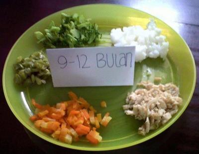Ini Dia Panduan Penyajian MPASI yang Bikin Anak Nafsu Makan