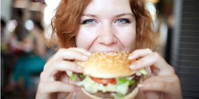 Nafsu Makan Meningkat