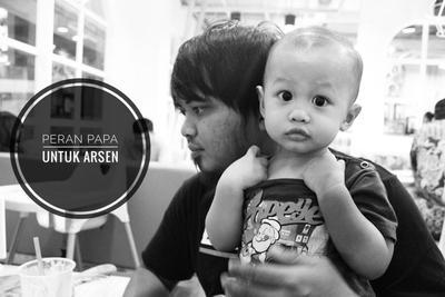 Peran Papa Untuk Arsen