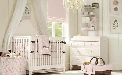 Jangan Terlewat! Ini 5 Perlengkapan Bayi yang Wajib Ada di Kamarnya!