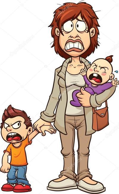 "Kenali Tanda ""Emak-Emak Kurang Piknik"" di Diri Kita Yuk, Moms!!!"