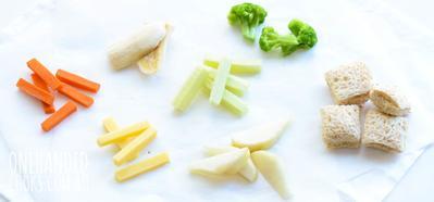 Moms, Inilah Resep Finger Food Simpel untuk MPASI Anak
