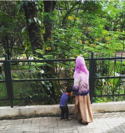 Idealisme VS Realita Menjadi Seorang Ibu