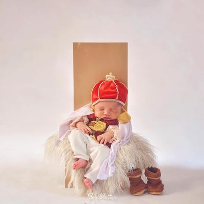 Duh, Gemasnya Newborn Photoshoot Xabiru, Anak Selebgram Rachel Vennya