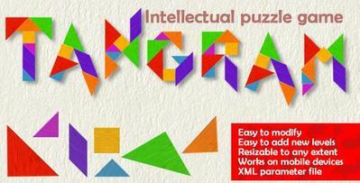 Tangram, Permainan Seru untuk mengasah kreatifitas orang dewasa