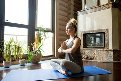 Nujuh Bulan Studio, jadi pilihan tempat yoga di Bintaro