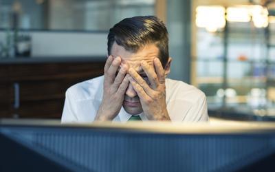 3. Suami Mengalami Stres