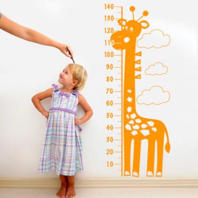 Mengukur Tinggi Anak