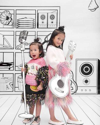 Duh, Lucunya Melihat Keakraban 4 Kakak-Beradik Anak Artis Ini, Kompak Banget!
