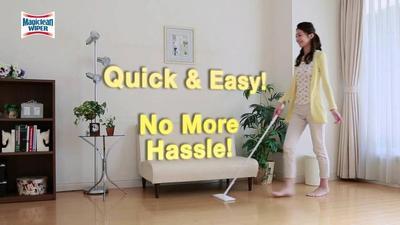 MAGICLEAN, rumah bersih dengan cara mudah dan praktis