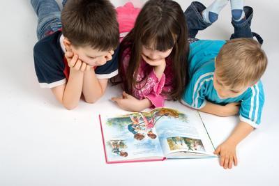 Keren! Ini 3 Perpustakaan Anak yang Wajib Dikunjungi
