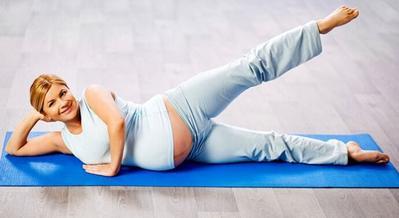 Moms, Ini Dia Manfaat Aerobik Ringan Untuk Kehamilan