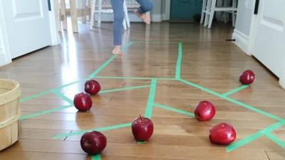 Permainan pohon apel