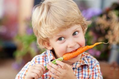 4) Kurang Mengonsumsi Makanan Bernutrisi