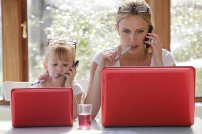 5 Inspirasi Ruang Kerja di Rumah, Moms Pilih yang Mana?