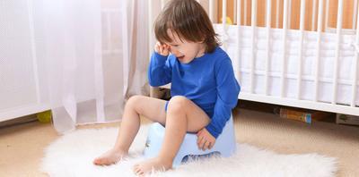 1. Anak Menolak Diajak Pergi Ke Toilet