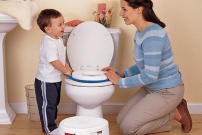 3. Anak Bersedia BAK di Toilet Tapi Tidak dengan BAB