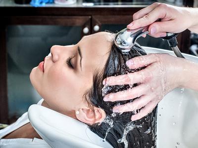 2. Hair Spa