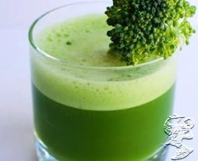 2. Jus Brokoli untuk Kulit Sehat