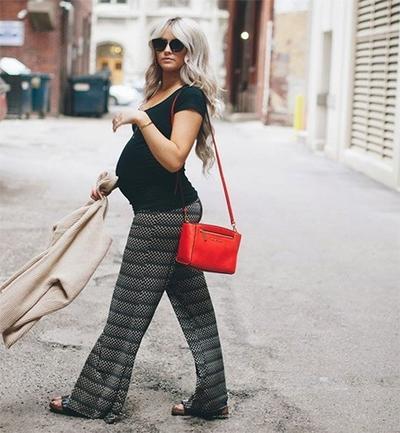 Ini Jenis Celana yang Nyaman dan Tetap Modis bagi Ibu Hamil