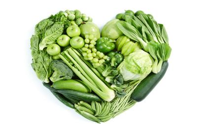 Sayuran dan Buah Hijau