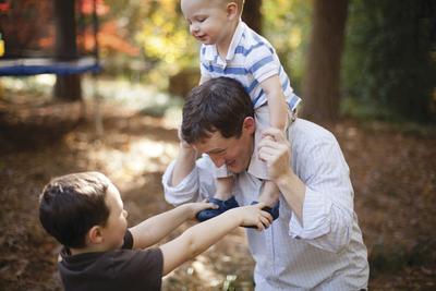 Jangan Sepelekan! Ini Dia Peran Penting Ayah dalam Tumbuh Kembang Anak
