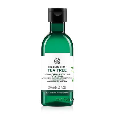 Tea Tree Skin-Clearing Toner dari The Body Shop