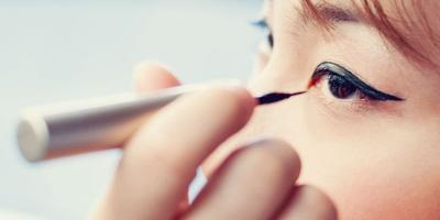 7. Eyeliner