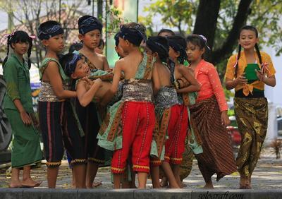 Bernostalgia dengan Permainan Tradisional Anak-anak dari Jawa Timur