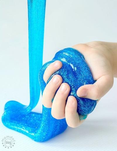 DIY Mainan Anak Slime untuk Anak dan Remaja, Berbahaya Nggak, Ya?