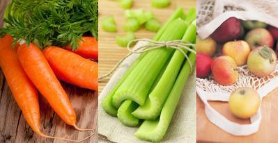 Konsumsi Buah & Sayur