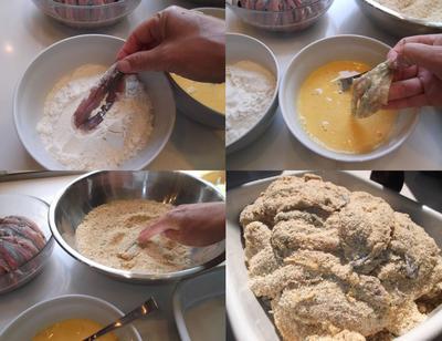 Cara Membuat Ikan Sarden Crispy