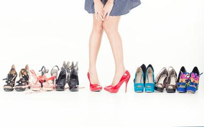 #FORUM Moms, punya berapa sepatu kondangan?