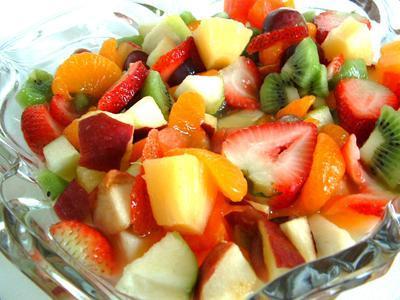 5. Salad Buah