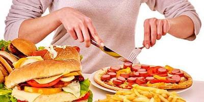 Hindari Makanan Tidak Sehat