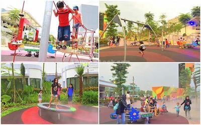 Moms, Ini Dia Rekomendasi Tempat Bermain Anak di Tangerang Selatan
