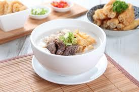 #FORUM Bubur Ayam Gaya Chinnese Food di Daerah Cimanggis