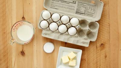 Rahasia Resep Telur Yang Lembut