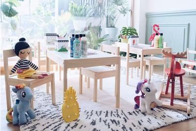 #FORUM Kafe Apa Sih yang Ramah Anak di Jakarta Selatan?