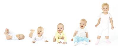 Yuk, Kenali Tanda-Tanda Bayi yang Mengalami Growth Spurt