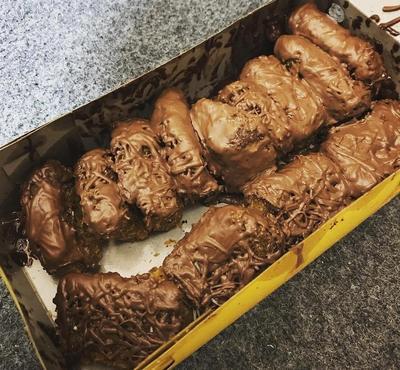 Renyah dan Manisnya Pisang Nugget Coklat yang Lagi Kekinian Ini, Bikin Sendiri Yuk!