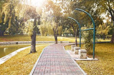 #FORUM Taman Kota dengan Track Lari di JakartaSelatan