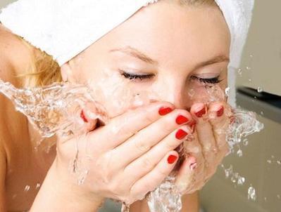 Bersihkan Wajah Terlebih Dulu