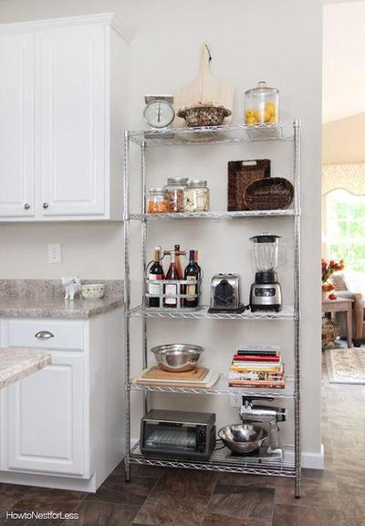 7 Cara Hemat untuk Menyulap Dapurmu Menjadi Cantik & Terlihat Mewah