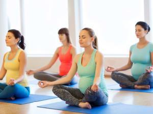 Di mana ya studio yoga kehamilan di Depok?