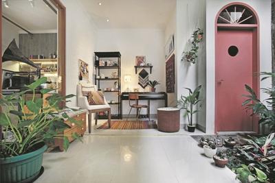 Inspirasi Desain Rumah Andien