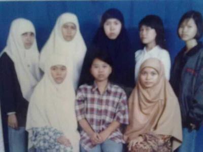 Hijab di Indonesia