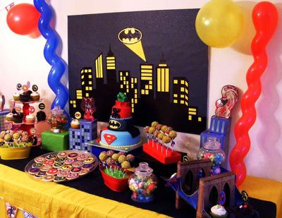 Moms Intip Ide Dekorasi Pesta Ulang Tahun Anak Laki Laki